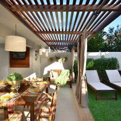 Terrazas de estilo  de Stefani Arquitetura