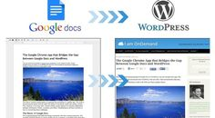 Easily Export Google Documents To WordPress As Posts