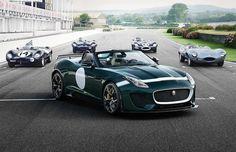 Cesar Pieri, o designer por trás do carro mais rápido da história da Jaguar