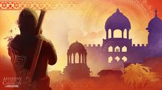 NAJI the assassin's curse Assassin's Creed Chronicles India - Offizielles Artwork