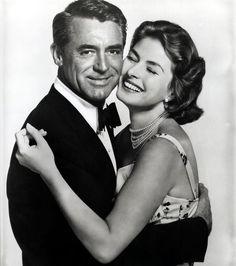 Cary Grant & Ingrid Bergman