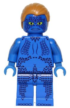 MYSTIQUE Marvel XMen Mutant Villain Custom Printed by MinifigFX, $39.95