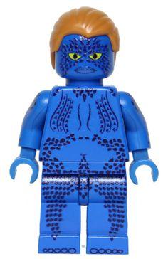 MYSTIQUE Marvel XMen Mutant Villain Custom Printed by MinifigFX, $39.95