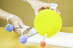 How to Make a Model of the Solar System (with Pictures) | eHow | eHow