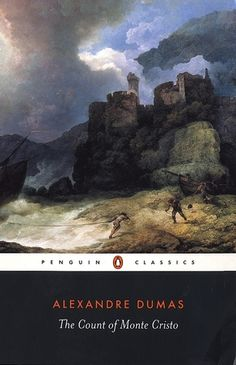 The Count of Monte Cristo. On my list of books to read.