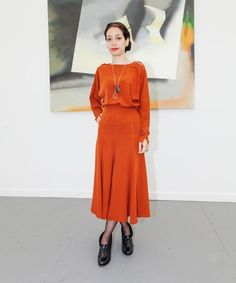 25 Crazy-Cool (& Super-Wacky) Looks From Frieze Art Fair #refinery29  http://www.refinery29.com/2015/05/87622/frieze-art-fair-nyc-street-style-pictures