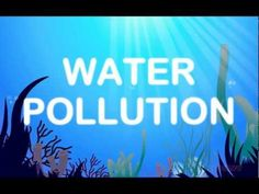 Kids will learn all about Water Pollution and it's prevention in this lesson. For more educational games and videos visit Grade 2 Science, Primary Science, Science Classroom, Teaching Science, Earth Science, Earth Day Activities, Science Activities, Water Sustainability, Ocean Pollution