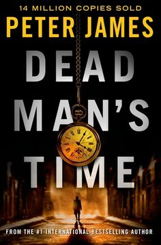 Peter James - Dead Man's Time (Roy Grace, #9)