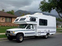 79 Best Toyota Motorhomes Images Caravan Camper Caravan Van