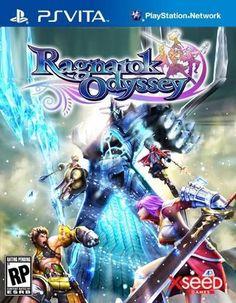 Ragnarok Odyssey - PlayStation Vita - Brand New Ragnarok Online 2, Ragnarok 2, Ps Vita Games, Gung Ho, Battlefield 4, Final Fantasy Ix, Playstation Games, Playstation Portable, Thing 1