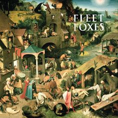 Fleet Foxes—Fleet Foxes. I am in love with this album; it makes perfect studying music!!