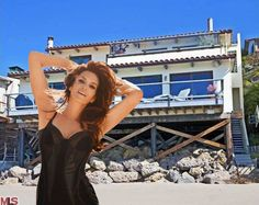 Supermodel Cindy Crawford Puts Extra Malibu Pad Up for Rent