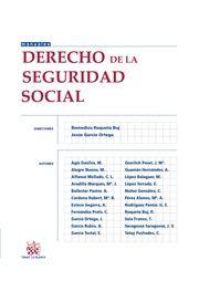 Derecho de la seguridad social.   Tirant lo Blanch, 2013.