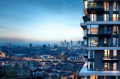 CGarchitect - Professional 3D Architectural Visualization User Community   Henninger Turm in Frankfurt