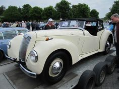 Lea Francis 14 Sports 1947/48 seen at Beaulieu Spring 2014 Autojumble