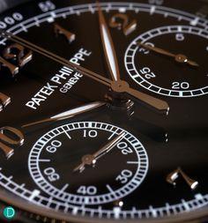 Patek Philippe 5370 split seconds chronograph.