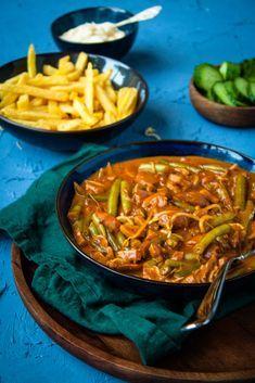 Healthy Slow Cooker, Quick Healthy Meals, Healthy Crockpot Recipes, Beef Recipes, Chicken Recipes, Cooking Recipes, Punch Recipes, Fruit Recipes, Tapas