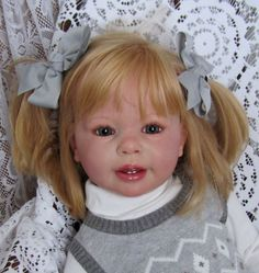 You can see more of my toddlers on Facebook page Nancy's Lil Darlings.