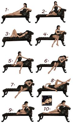 These sheets of poses are good to use as a reference for photographers planning a photoshoot. They are also great for ingenue models to use as a learning tool -- knowing which poses work best for YOU is a foundational key to success! Portrait Studio, Portrait Poses, Best Photo Poses, Picture Poses, Boudoir Photography Poses, Photography Tricks, Photography Classes, Photography Backdrops, Extreme Photography