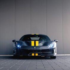 Ferrari 488, Supercar, Exotic Cars, Luxury Cars, Dream Cars, Link, Vehicles, Youtube, Instagram