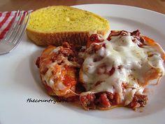 Italian food. My weakness.