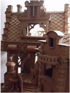 cardboard house for Cardboard City