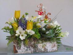 Bouquet, Art Floral, Easter Decor, Ikebana, Fresh Flowers, Fabric Flowers, Flower Arrangements, Blog, Jar