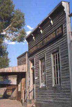 Virginia City - Montana Ghost Town