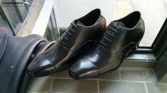 CHAMARIPA - Formal Elevator Dress Shoes Calfskin Leather Tall Men Shoes ...