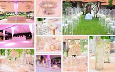 Wedding Theme: Roses & Orchides