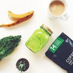 Follow us on Instagram @coffeenotcoffee www.coffeenotcoffee.com.au #coffee #greensmoothie #greencoffee #detox