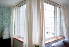 Como hacer parecer a tus ventanas normales como Ventanas Francesas! Lo voy a hacer, serio que sí!