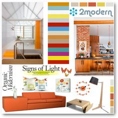 """""""2modern"""" by sharoncrotty on Polyvore"""