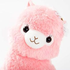 picture of Girly Alpacasso Plushies (Big) 6