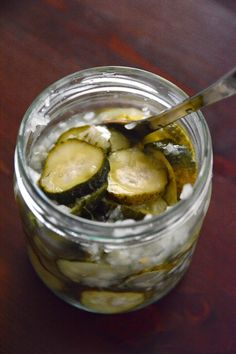 Pickles, Cucumber, Favorite Recipes, Salad, Canning, Vegetables, Table Settings, Diy, Bricolage