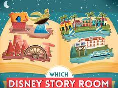 Disney Story infographic