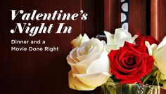 Valentine's Night In: Dinner and a movie done right | 425 magazine | by Monica Hart, photos by  Brooke Clark