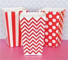 Image result for novelty popcorn cartons