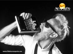 """#eventosacapulco Leandro Taub en Acapulco. EVENTOS ACAPULCO. Leandro Taub es un artista multidisciplinario que presentará su libro """"Cuentos para la mente oculta"""", mañana viernes 11 de noviembre en Acapulco y hoy, puedes presenciar las conferencias que dará en la Unidad Académica de Contaduría y Administración del Estado de Guerrero, donde también se proyectará un documental sobre el escritor. Visita la página oficial de Fidetur Acapulco, para obtener más información."""