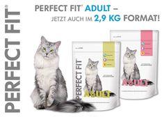 Perfect Fit Adult im 2,9 kg-Futterbeutel – ausgewogener Genuss für ausgewachsene Katzen-Persönlichkeiten. Bild: Mars