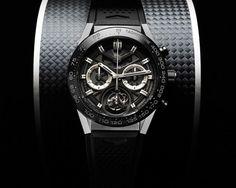 Inside TAG Heuer's $16,000 Tourbillon Chronograph, the Carrera Heuer-02 T