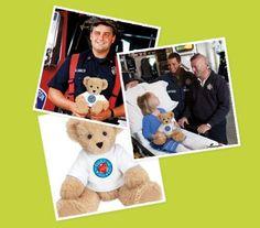 Vermont Teddy Bear to donate over 200 Little Hero Bears for Shelburne Volunteer…