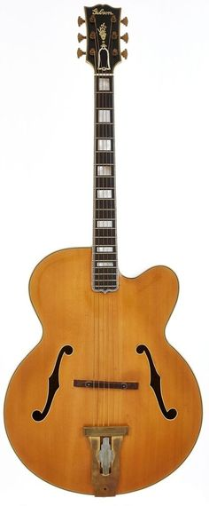 1939 Gibson L-5P Natural Archtop Acoustic Guitar, Seria Lot 85017