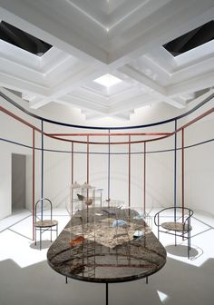 Francesco Librizzi, Andrea Martiradonna · XXI Triennale di Milano. D1