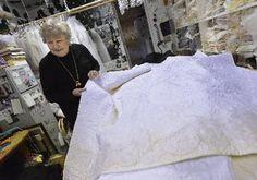 Loveland woman turns bridal gowns into keepsake quilts - Loveland Reporter-Herald