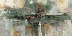 Framed Morning Fjord Rifle Green Print Artist Canvas, Abstract Canvas, Abstract Print, Canvas Artwork, Canvas Art Prints, Painting Prints, Paintings, Square Canvas, Find Art