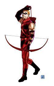 JLA Red Arrow by sean-izaakse on DeviantArt Arsenal Dc, Roy Harper, Arrow Oliver, All Superheroes, New 52, Dc Comics Characters, Red Arrow, Comics Universe, Black Canary