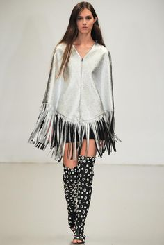 Osman Spring 2015 Ready-to-Wear - Collection - Gallery - Look 1 - Style.com
