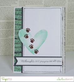 ANIMAL SYMPATHY...Greyt Paper Crafts: Mix It Up with SugarPea Designs