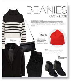 """""""Hat Head: Beanies"""" by burcuciz ❤ liked on Polyvore featuring Mancienne, Dorothy Perkins, Zara, Monki, malo and beanies"""